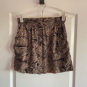 3/ $25 Cotton ON printed skirt